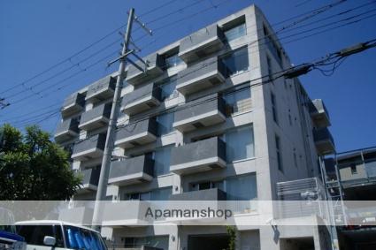 兵庫県神戸市東灘区、住吉駅徒歩15分の築9年 6階建の賃貸マンション