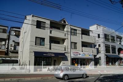 兵庫県神戸市東灘区、御影駅徒歩9分の築28年 3階建の賃貸マンション