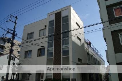 兵庫県神戸市灘区、六甲駅徒歩11分の築48年 4階建の賃貸マンション