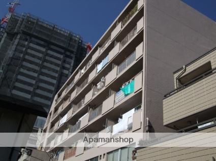 兵庫県神戸市東灘区、住吉駅徒歩9分の築44年 7階建の賃貸マンション