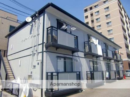 兵庫県神戸市東灘区、魚崎駅徒歩5分の築20年 2階建の賃貸アパート