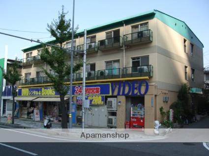 兵庫県神戸市東灘区、住吉駅徒歩12分の築32年 3階建の賃貸マンション