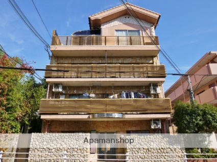 兵庫県神戸市東灘区、御影駅徒歩12分の築18年 3階建の賃貸マンション