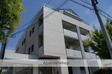 兵庫県神戸市東灘区、住吉駅徒歩17分の新築 4階建の賃貸マンション