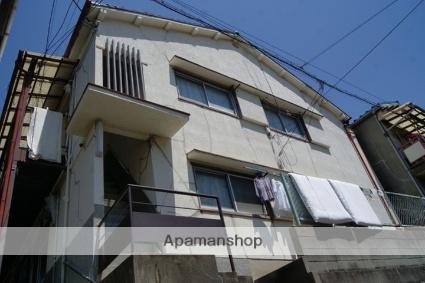 兵庫県神戸市灘区、灘駅徒歩16分の築52年 2階建の賃貸アパート