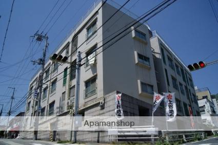 兵庫県神戸市灘区、灘駅徒歩12分の築46年 3階建の賃貸マンション
