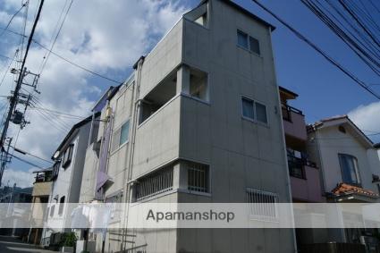 兵庫県神戸市灘区、摩耶駅徒歩11分の築19年 4階建の賃貸マンション
