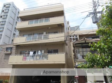 兵庫県神戸市灘区、灘駅徒歩3分の築27年 4階建の賃貸マンション