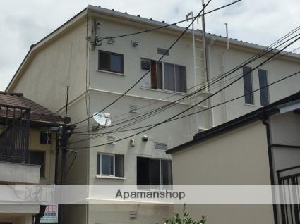 兵庫県神戸市灘区、灘駅徒歩18分の築46年 4階建の賃貸アパート