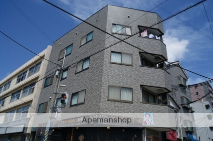 兵庫県神戸市東灘区、住吉駅徒歩18分の築19年 4階建の賃貸マンション