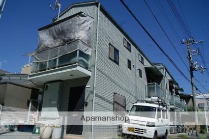 兵庫県神戸市東灘区、住吉駅徒歩12分の築14年 2階建の賃貸マンション