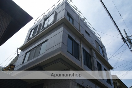 兵庫県神戸市灘区、灘駅徒歩15分の築47年 3階建の賃貸マンション