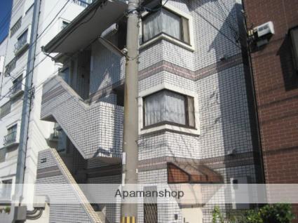 兵庫県神戸市東灘区、甲南山手駅徒歩3分の築27年 3階建の賃貸マンション