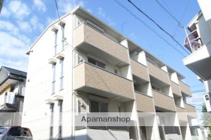 兵庫県神戸市灘区、六甲道駅徒歩11分の新築 3階建の賃貸アパート