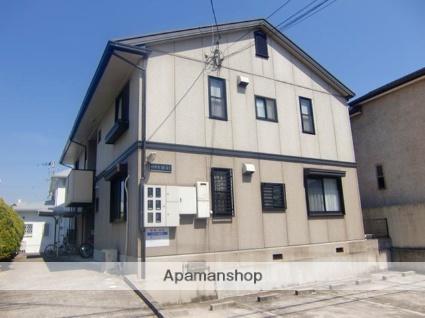 兵庫県神戸市東灘区、青木駅徒歩10分の築20年 2階建の賃貸アパート