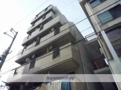 兵庫県神戸市東灘区、青木駅徒歩10分の築27年 7階建の賃貸マンション