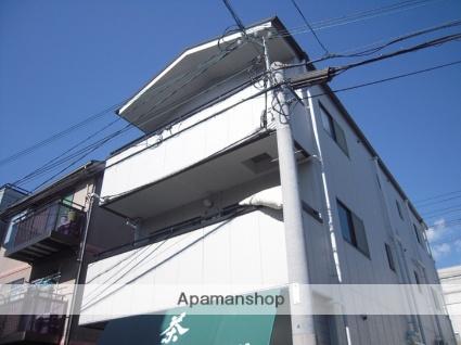 兵庫県神戸市灘区、六甲道駅徒歩10分の築20年 3階建の賃貸マンション