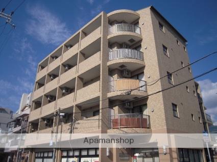 兵庫県神戸市灘区、六甲道駅徒歩5分の築9年 5階建の賃貸マンション