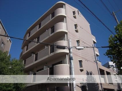 兵庫県神戸市灘区、六甲道駅徒歩14分の築20年 5階建の賃貸マンション