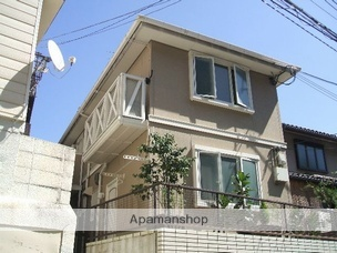 兵庫県神戸市灘区、六甲道駅徒歩20分の築23年 2階建の賃貸アパート