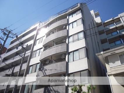 兵庫県神戸市灘区、六甲道駅徒歩3分の築26年 8階建の賃貸マンション