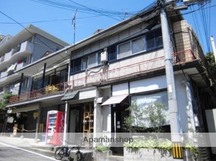 兵庫県神戸市灘区、六甲道駅徒歩9分の築51年 3階建の賃貸アパート