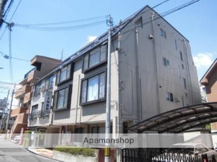 兵庫県神戸市灘区、六甲道駅徒歩11分の築31年 4階建の賃貸マンション