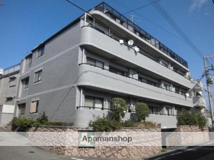 兵庫県神戸市灘区、六甲道駅徒歩12分の築18年 4階建の賃貸マンション