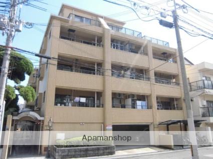 兵庫県神戸市灘区、六甲道駅徒歩13分の築27年 6階建の賃貸マンション