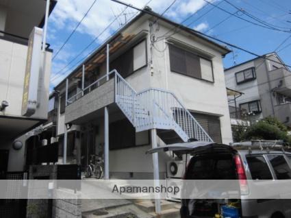 兵庫県神戸市灘区、灘駅徒歩15分の築20年 2階建の賃貸アパート