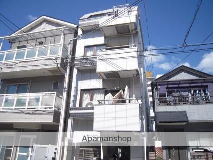 兵庫県神戸市灘区、灘駅徒歩14分の築31年 4階建の賃貸マンション