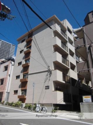 兵庫県神戸市灘区、灘駅徒歩4分の築44年 5階建の賃貸マンション