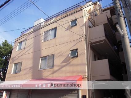 兵庫県神戸市灘区、六甲道駅徒歩15分の築30年 3階建の賃貸マンション