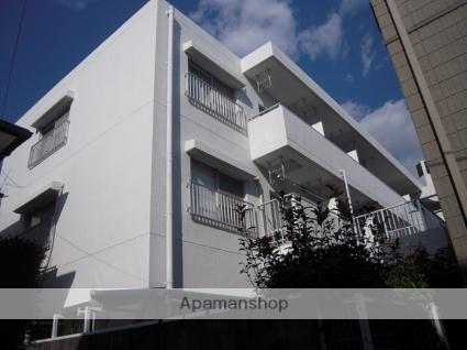 兵庫県神戸市灘区、灘駅徒歩9分の築28年 3階建の賃貸マンション