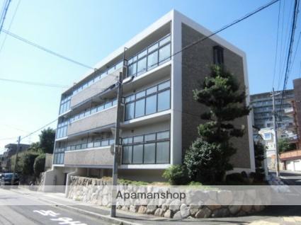兵庫県神戸市灘区、六甲道駅徒歩18分の築27年 3階建の賃貸マンション