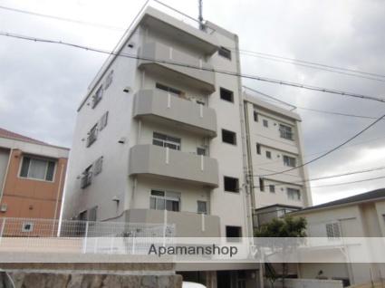 兵庫県神戸市灘区、六甲道駅徒歩20分の築46年 5階建の賃貸マンション