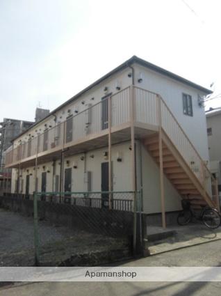 兵庫県神戸市東灘区、住吉駅徒歩15分の築20年 2階建の賃貸アパート