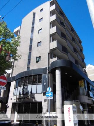 兵庫県神戸市灘区、六甲道駅徒歩7分の築25年 7階建の賃貸マンション
