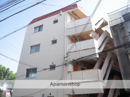兵庫県神戸市灘区、灘駅徒歩9分の築43年 5階建の賃貸アパート