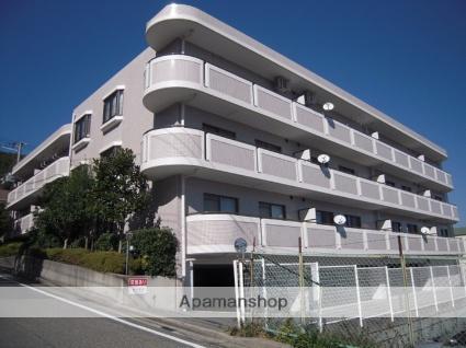 兵庫県神戸市灘区、灘駅徒歩20分の築26年 3階建の賃貸マンション