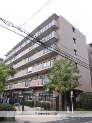 兵庫県神戸市東灘区、摂津本山駅徒歩6分の築21年 6階建の賃貸マンション