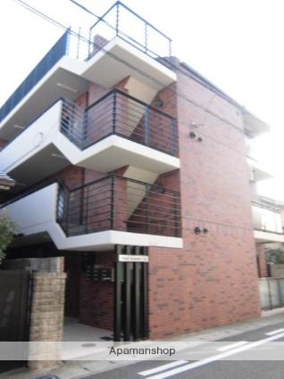 兵庫県神戸市東灘区、甲南山手駅徒歩6分の築28年 4階建の賃貸マンション