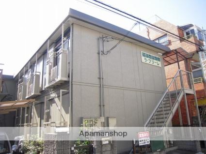 兵庫県神戸市灘区、六甲道駅徒歩10分の築26年 2階建の賃貸アパート