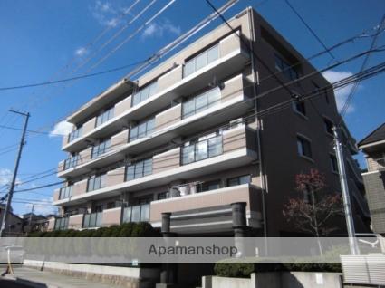 兵庫県神戸市灘区、六甲駅徒歩13分の築20年 5階建の賃貸マンション