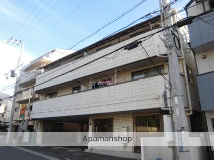 兵庫県神戸市灘区、王子公園駅徒歩13分の築21年 3階建の賃貸マンション