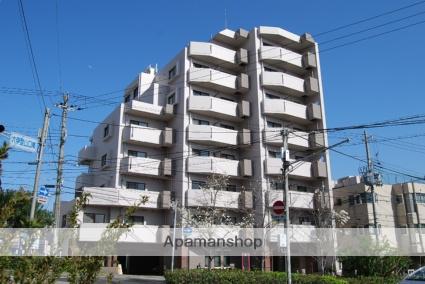 兵庫県神戸市灘区、六甲道駅徒歩12分の築21年 8階建の賃貸マンション