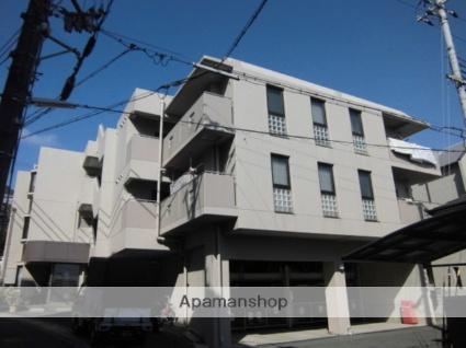 兵庫県神戸市灘区、灘駅徒歩11分の築20年 3階建の賃貸マンション