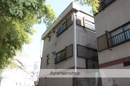 兵庫県神戸市灘区、六甲道駅徒歩13分の築35年 2階建の賃貸アパート