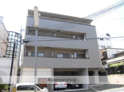 兵庫県神戸市灘区、六甲道駅徒歩13分の築20年 4階建の賃貸マンション