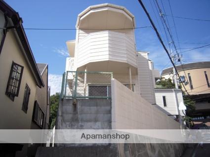 兵庫県神戸市灘区、六甲道駅徒歩19分の築28年 2階建の賃貸アパート